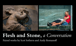 Flesh and Stone, a Conversation Curated by Gilah Yelin Hirsch