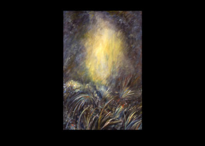 """Erin, 1998, Oil on canvas, 72"""" x 48"""""""