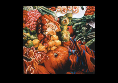 """The Great Pumpkin, 1969, oil on canvas, 60"""" x 60"""""""