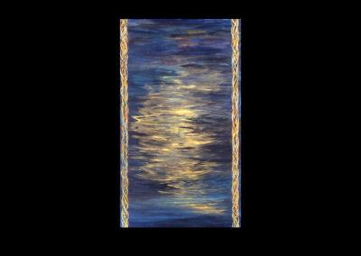 """Jadis, 1999, Oil on canvas, 72"""" x 48"""""""