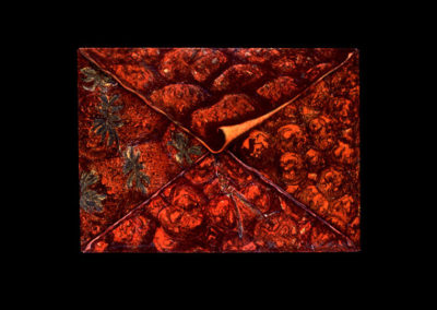 "Tamarind Sesame Suite # 1, 1973, lithograph, 20"" x 27.5"""