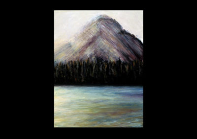 """Rundle 12, 1985, oil on canvas, 12 of 9"""" x 12"""""""