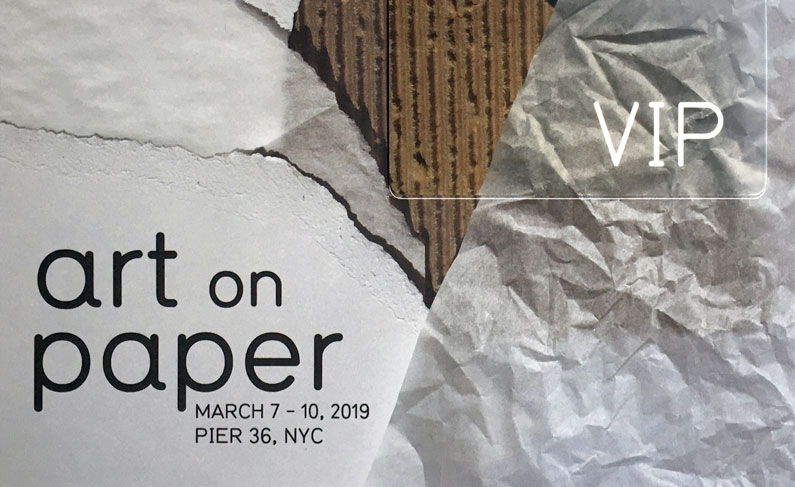 Art on Paper, NYC